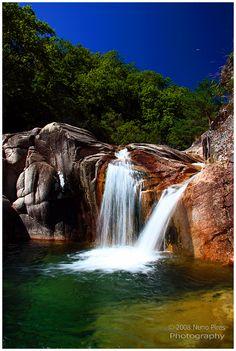 ✯ Twin Waterfalls