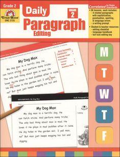 Daily+Paragraph+Editing+Grade+2