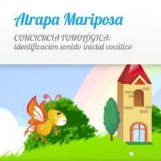Juegos fonoaudiológicos para niños discriminación de vocales
