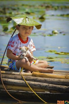 Vietnam. Resourceful young one!