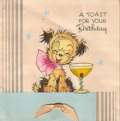 birthday toast images - Google Search