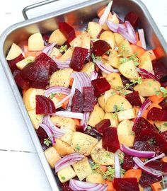 Hallo Herbst! Quinoa mit Ofengemüse | WhatInaloves ❤ | Bloglovin'
