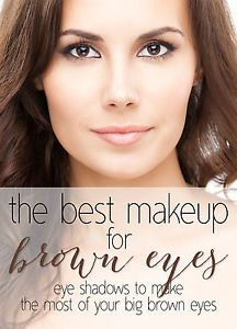 Start with the Color Wheel When choosing eye shadow shades that will show off your big brown eyes, start with the color wheel! Brown eyes are usually a mix of red and orange shades, but it also a neutral...