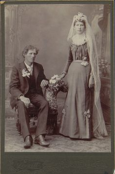 cabinet card pregnant girl