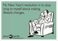 My 2014 Resolution!