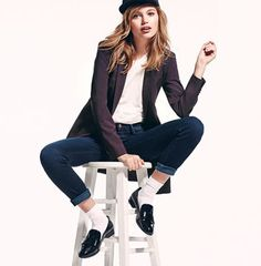 Love the new look @Shopbop featuring MOTHER