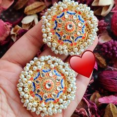 🌟 To buy this dm or whatsapp Indian Earrings, Bracelets, Stuff To Buy, Accessories, Jewelry, Fashion, Bangles, Jewlery, Moda