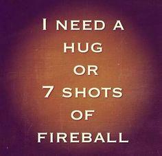 Fireball please!