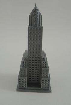 https://flic.kr/p/21cVimG | Chrysler building | Chrysler building #prusa #prusai3  #prusai3mk3 #prusai3mk2