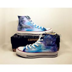 57e2f9cb72517 Galaxy Converse Sneakers Custom shoes
