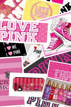 Love Pink- Victoria's Secret I 💗this store Pink Love, Vs Pink, Pretty In Pink, Tienda Fashion, Victoria Secret Wallpaper, Pink Nation, Victoria's Secret Pink, Iphone Wallpaper, Print Patterns