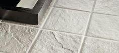 Non slip floor tiles