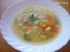 Karfiolová polievka - Recept