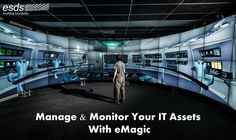 Manage & Monitor Your IT Assets With eMagic!  Build, Deploy & #Manage your #IT assets with #eMagic a complete #datacenter #management tool (#DCIM). Know more here!