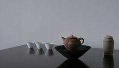 中国茶器 茶壺(チャフ)二階堂明弘作 長い歴史の中、人から人へと磨き上げられてきた茶の器。出来る限りその業を踏襲しつつ少しでも自分の色をだしたいと思って制作しています。人が繋いできたうつわの今に、自分もいるということがとてもしあわせです。