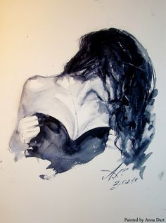 Sweet dreams. Erotic art by Anna Dart, Barcelona. by AnnaDart.deviantart.com on @deviantART