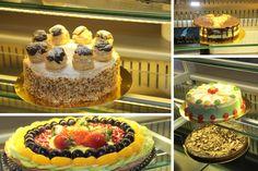 O Nouă Cofetărie cu Rețete Aduse Direct din Italia - FoodCrew Cake, Desserts, Food, Cabinets, Pie Cake, Tailgate Desserts, Pie, Deserts, Cakes
