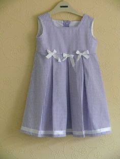 loose the center bow. Little Girl Outfits, Little Girl Dresses, Kids Outfits, Baby Girl Dresses, Baby Dress, Cute Dresses, Toddler Dress, Toddler Girl, Dress Anak