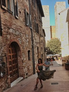 Tuscany lover,  Italian life.  San Gimignano.