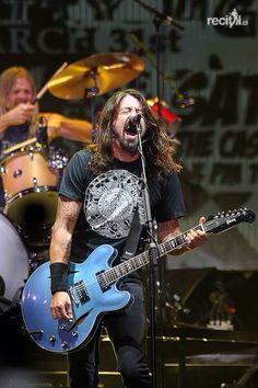 Dave Grohl  Foo Fighters  Santiago, Chile