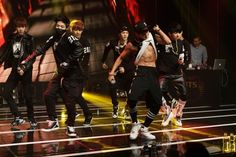 BTS Perform at Their Debut Showcase in June 2013