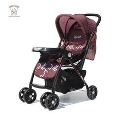 """ของดี  Thaiken รถเข็นเด็ก (สีน้ำตาลเข้ม) 9961 Baby Stroller  ราคาเพียง  2,490 บาท  เท่านั้น คุณสมบัติ มีดังนี้ ล้อขนาด 8"""" มี&6 ล้อ ปรับระดับที่นั่งได้ ปรับล้อหน้าหมุนได้ ปรับด้ามเข็นได้ 2 ทิศทาง Baby Gear, Baby Strollers, Children, Boys, Kids, Sons, Kids Part, Baby Prams, Kid"""