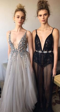 Looking for a gown that'a got class and edge? These @bertabridal beauties are perfect.