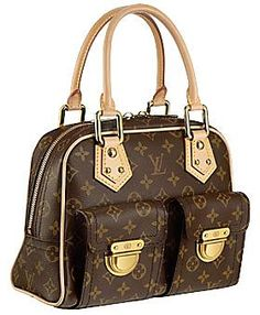 I remember when I first saw this Marc Jacobs for Louis Vuitton bag in a magazine...my husband got on the waiting list for two stores in the country.  Bought both and sold one to my best friend.  I still love this purse.