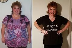 connie houlihan before and after