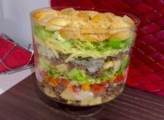 Big Mac, Guacamole, Hamburger, Cabbage, Vegetables, Blog, Ethnic Recipes, Hamburgers, Cabbages