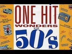 รวมเพลงสากลเก่าๆ ยุค 50's One Hit Wonders (Full Album) - YouTube