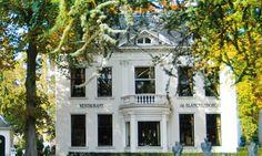 Restaurant de Blanckenborgh - Top Trouwlocaties - Haaksbergen, Overijssel #trouwlocatie #trouwen #feestlocatie