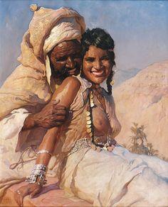 Adam Styka @@@@......http://www.pinterest.com/nikitaidou/art-orientalism/