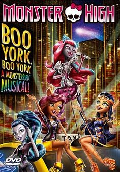 """Ver película Monster High Boo York Boo York online latino 2015 gratis VK completa HD sin cortes descargar audio español latino online. Género: Animación, Infantil Sinopsis: """"Monster High Boo York Boo York online latino 2015"""". """"Monster High: Buu York, Buu York"""". """"Monster High: Monstruo York"""