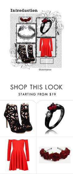 """""""Dance"""" by autumn-zuercher on Polyvore featuring Oris, Boohoo and Design Lab"""