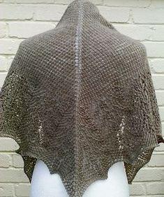 Circe shawl FREE