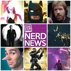 In today's Nerd News, a WWE bruiser joins the cast of the next James Bond 007 film, the break-out star of The LEGO Movie gets his own spin-off film and Marvel releases the first image of Daredevil. Plus, a new Halo soundtrack, a handful of Marvel characters get their own comics, a painful SuperCut of movie cliches and more! CLICK the photo to read all about it!