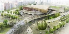 HOK and TAC Arquitectes are designing the New Palau Blaugrana arena to enhance FC Barcelona's global brand and elevate the fan experience.