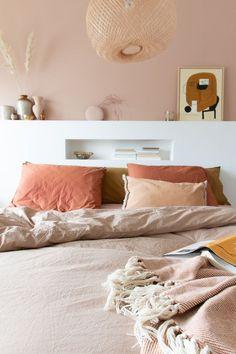 Slaapkamer make-over met duurzaam beddengoed SUITE702 - &SUUS