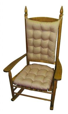 Rocking Chair Cushions: How to Choose - Home Furniture Design Rocking Chair Cushions, Seat Cushions, Home Furniture, Furniture Design, Barcelona Chair, Lounge, Home Decor, Bench Seat Cushions, Airport Lounge