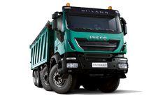 Spodobał nam się ten samochód - nowy Trakker firmy Iveco. www.trexhal.pl