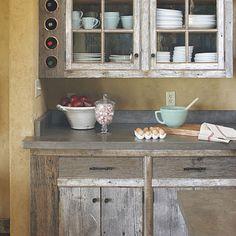 Room for cooking (© Laurey W. Glenn)
