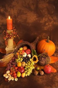 Thanksgiving Decorations, Happy Thanksgiving, Table Decorations, Church Decorations, Autumn Decorating, Decorating Your Home, Autumnal Equinox, Sweet Home, Autumn Scenes