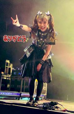 Moa Kikuchi, Live Band, Dancer, Idol, Punk, Metal, Baby, Fashion, Entertainment