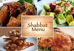 Shabbat Menu: Honey Chicken and Sweet Plantains