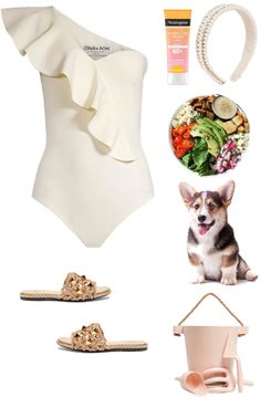 4 Outfit | ShopLook Beach Day Outfits, Witch Outfit, Outfit Maker, Pet Puppy, Sunnies, Faith, Disney, Teen Style, Sunglasses