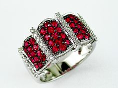 **red jewelry collection