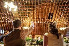 lighting old reception wedding - Google Search