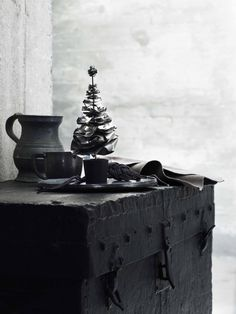 Are you ready for Christmas? We have lots of wonderful Christmas items in stock. Check out the different Christmas trees in metal or the. Dark Christmas, Modern Christmas, Christmas Items, Christmas Feeling, Scandinavian Christmas, Christmas Colors, Black Rooms, Metal Tree, Christmas Decorations