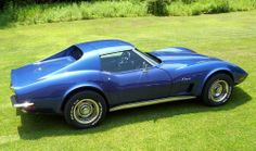 1973 Stingray... <3 All About Detail Classic Corvettes